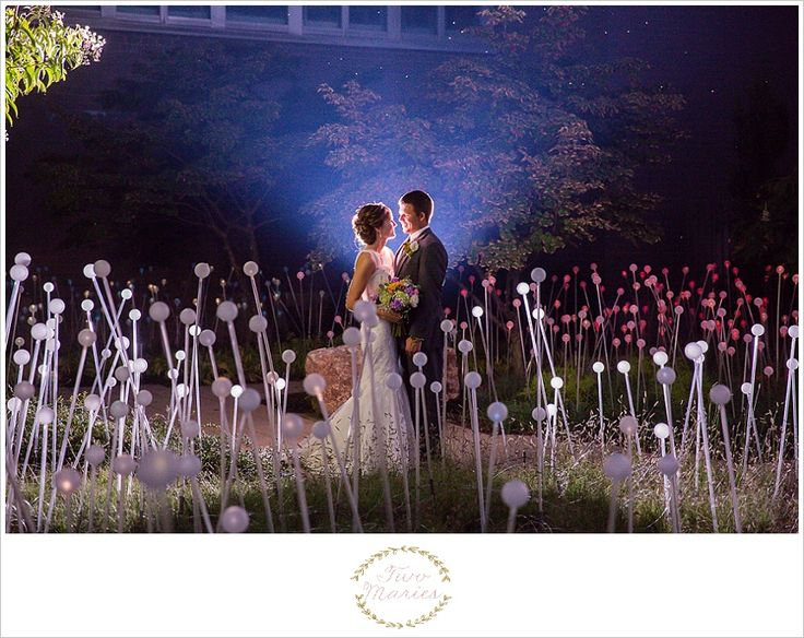 Franklin Park Conservatory Wedding | Two Maries Wedding Photography | #ColumbusWeddings #FranklinParkConservatory