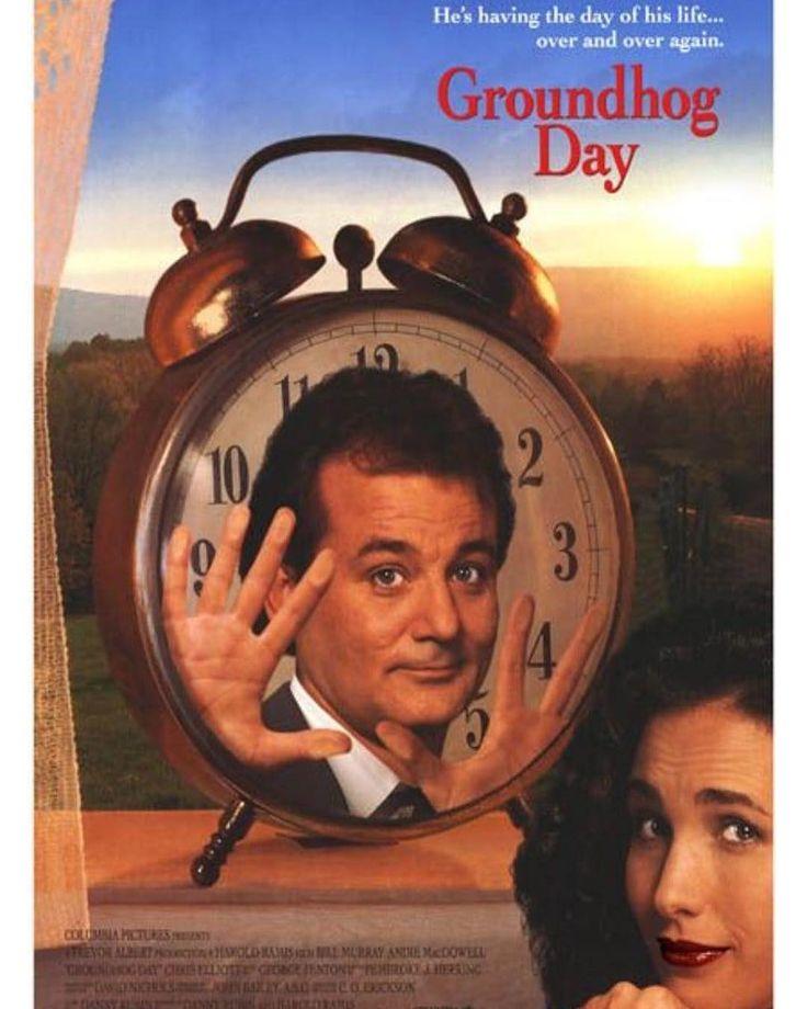 #filmmaker #HaroldRamis GROUNDHOG DAY (1993) #billmurray #andiemacdowell #25thanniversary #justwatched #rewatch
