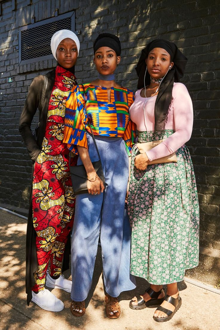 We loved all the amazing street style at Afropunk 2016.