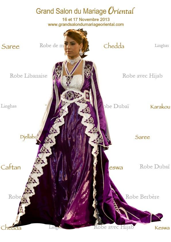 40 best images about kaftan dresses on pinterest dubai eid and kaftan - Salon du mariage oriental ...