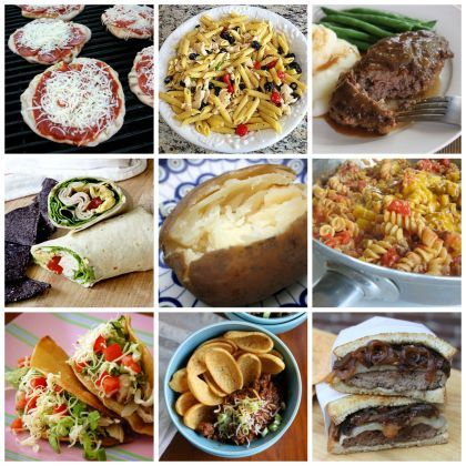 Meals in Minutes: 20 Quick and Easy Dinner Recipes | Spoonful