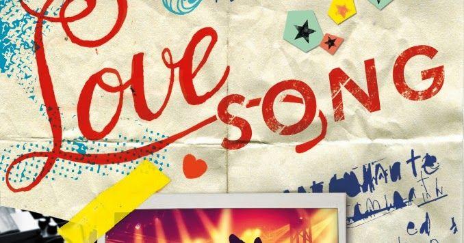 The Mile Long Bookshelf: Love Song by Sophia Bennett