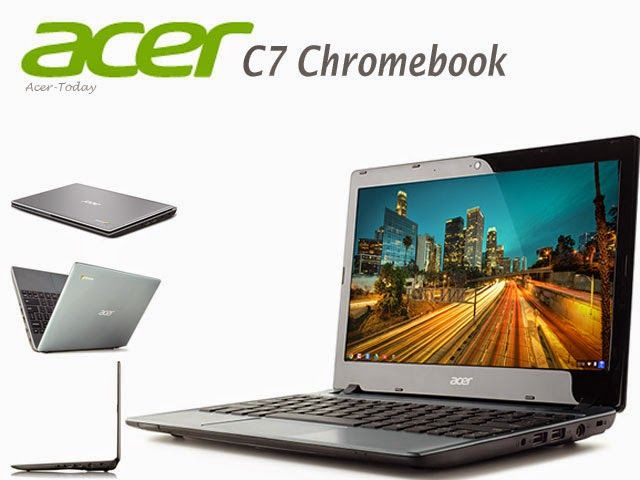 The Acer C7 Chromebook is a shoddy portable computer at simply £199.99/US$199.99 (around AU$191). The purpose behind this is that its a Google Chromebook, a thing that runs Google's Chrome OS - basically supplanting the whole idea of a working framework with a web program.