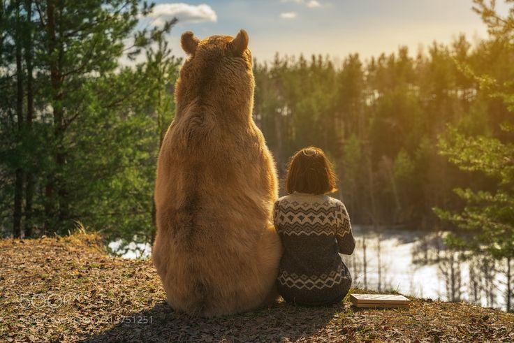 Best friends by tiger_in_teapot