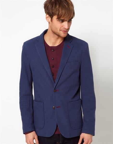 Пиджак casual мужской купить