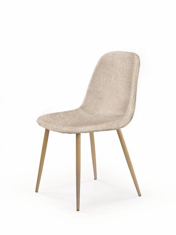 Krzesło K220 ciemny krem