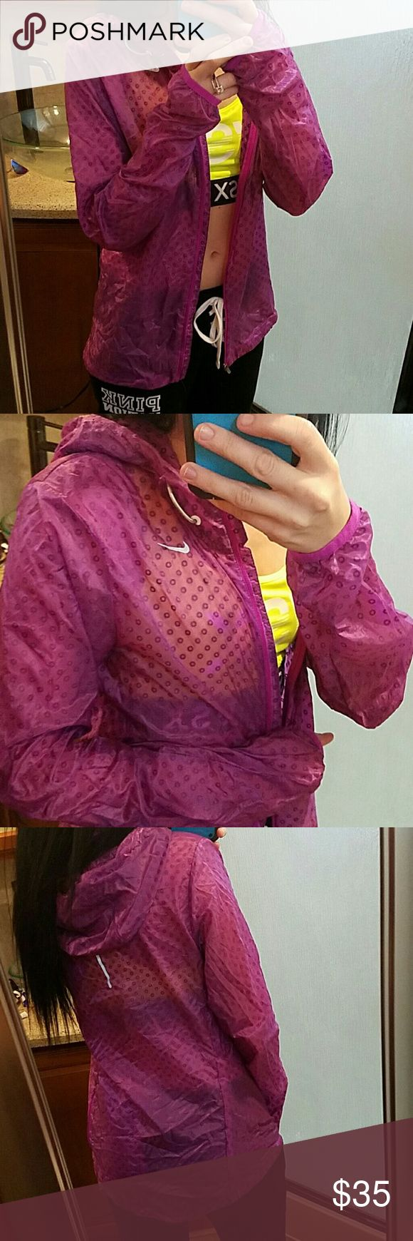 Nike Rain Jacket Excellent condition Nike Jackets & Coats