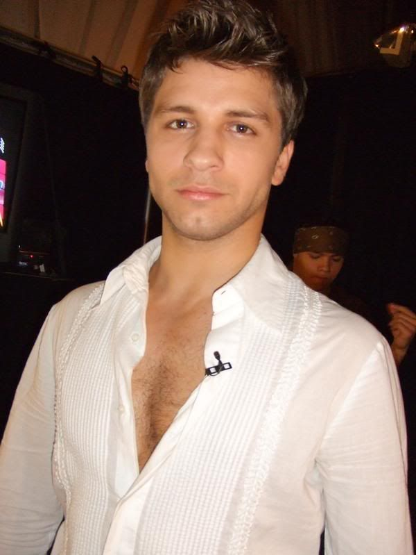 Pasha Kovalev... apparently that last name just is destined for me.