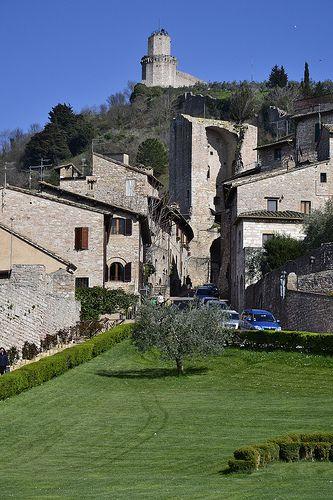 Umbria - Perugia - Assisi