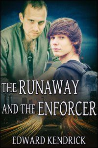 JMS Books LLC :: a queer small press The Runaway and the Enforcer - GENRE: Gay Mystery Erotic Romance LENGTH: 45,698 words RATING: Beau, thirty-five, is a gangland enforcer who has gone into hiding rather than following the orders of his boss, Mercer, to harm a rival's kid. Now, all Beau wants to do is eliminate Mercer before getting out of town.When Rick, an eighteen-year-old denizen