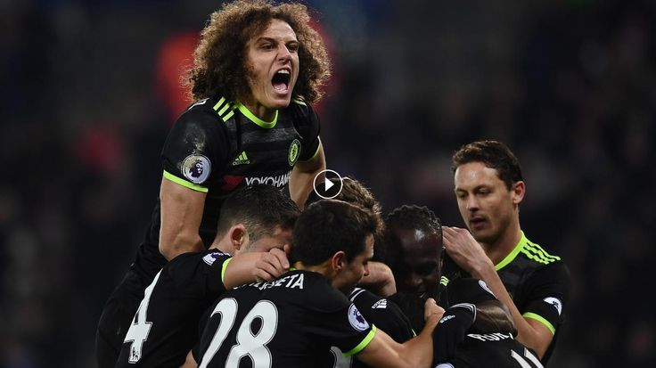 Video Highlights: Leicester City FC vs Chelsea FC - Premier League, 14 January 2017. You are watching football / soccer highlights of Premier League m...