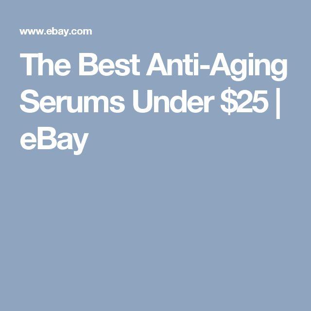 The Best Anti-Aging Serums Under $25 | eBay