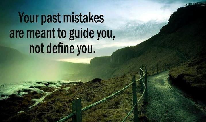 """Your past mistakes are meant to guide you, not define you.""  #ldsconf"
