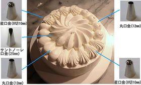 真似したい♪ホールケーキの飾り方・デコレーション - NAVER まとめ