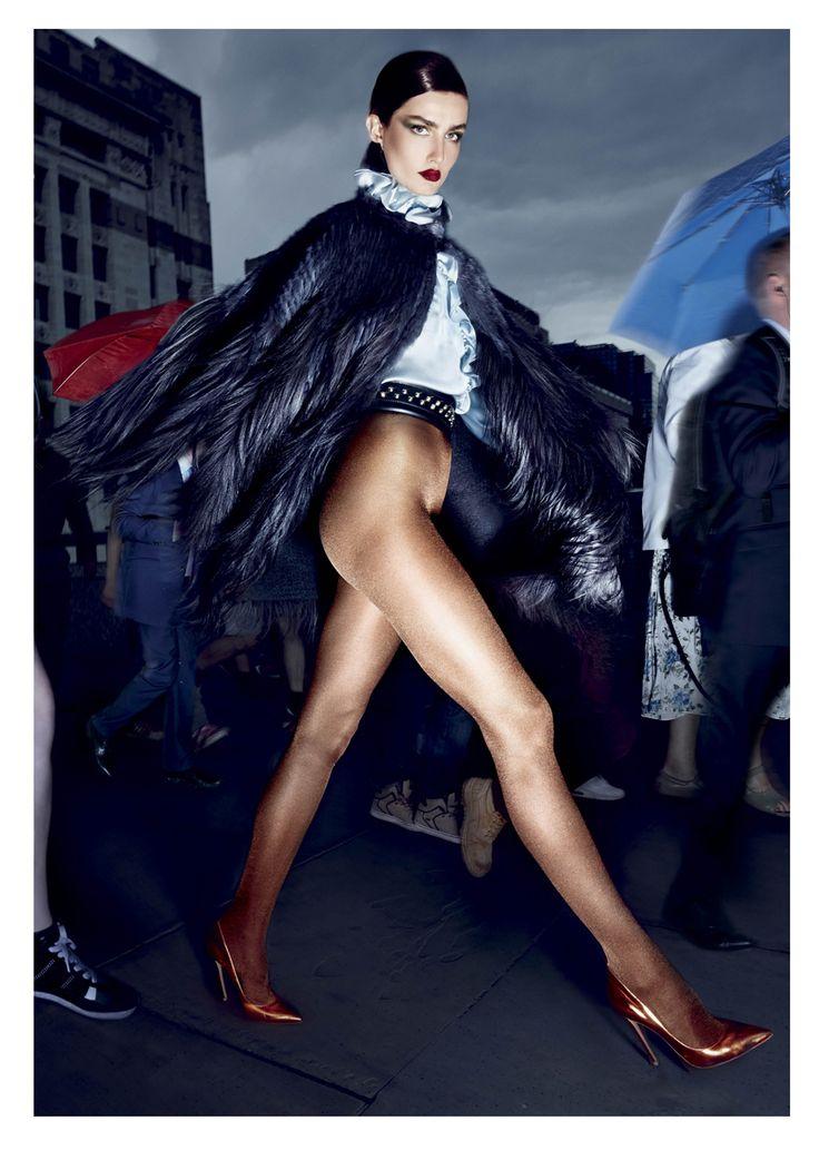 VENUS IN FURS - Fashion Editorial by Solve Sundsbro @vmagazine