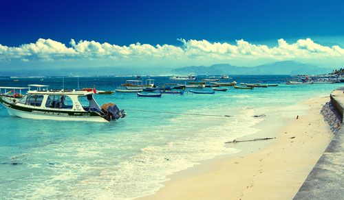 Nusa Lembongan Island, BALI Indonesia