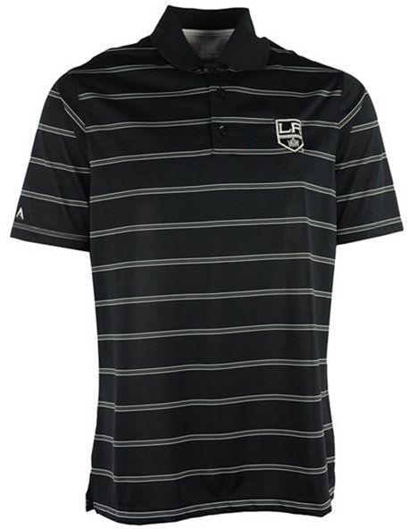 Antigua Men's Los Angeles Kings Deluxe Polo Shirt