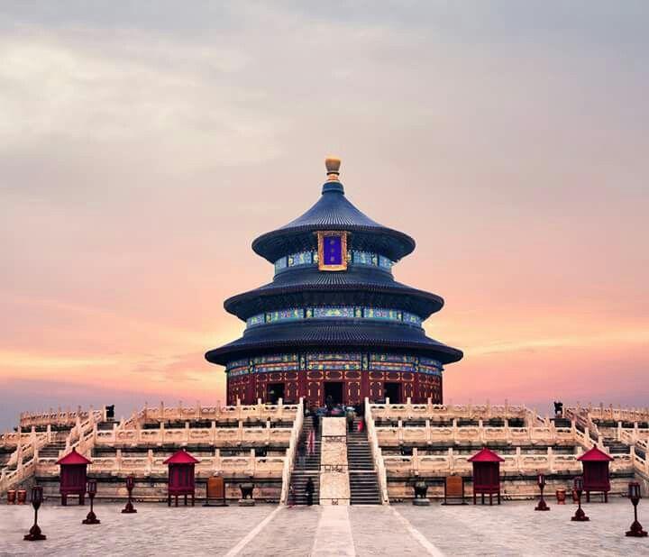 L'imponenza del Tempio del Cielo di Pechino <3