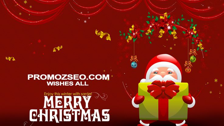 Wish you all Merry Christmas! Enjoy with your family & friends. #MerryChristmas promozseo.com