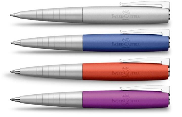 Faber-Castell Loom Ballpoint Pen Metallic