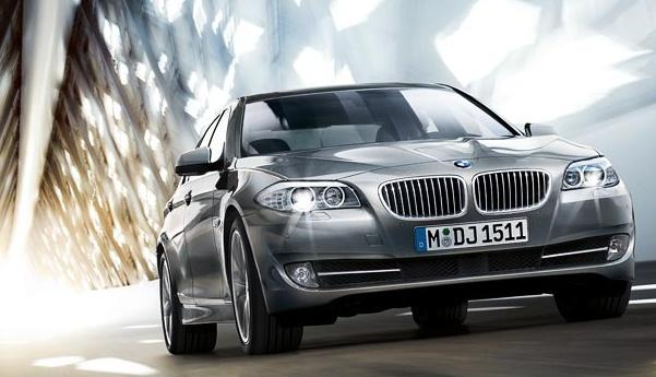 Enekuri Motor: Nuevo BMW Serie 5 Berlina