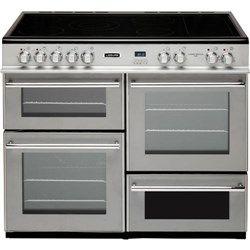 Leisure RCM10CRS Cuisinemaster Ceramic 100cm Electric Range Cooker in Silver