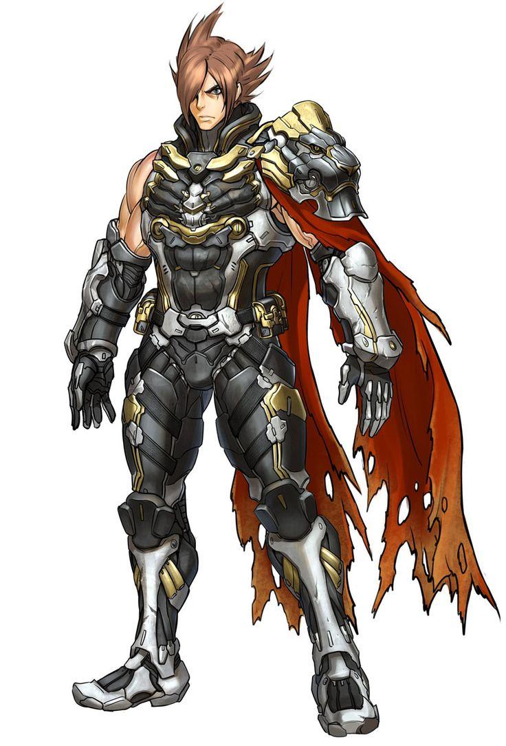 Lars Alexandersson Concept - Characters & Art - Tekken 7