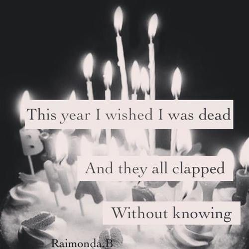 Birthday Quotes for Self Tumblr