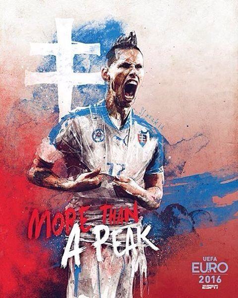 Hamsik! #slovakiateam #hamsik #marekhamsik #forzanapolisempre #sscnapoli #euro2016 #francia2016