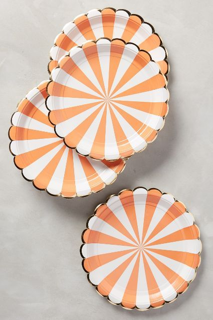 party plates #anthrofave