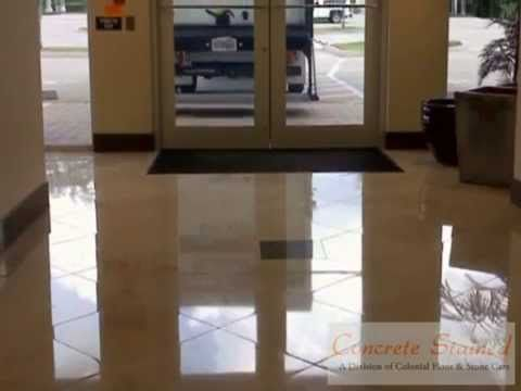 Concrete Polishing Service Fort Lauderdale - ConcreteStained.net  Concrete floor polishing methods can be tedious task hence it is much advisable to contact the professionals for this kind of job. Typically, it involves three levels or phases of work.  Exclusive Service in Fort Lauderdale Area :  Concrete Cleaning  Concrete Restoration Concrete Repair  Concrete Acid Staining  Out More Information Please Contact us :  Fort Lauderdale : 954-566-4555 Email: mail@colonialfloorandstonecare.com