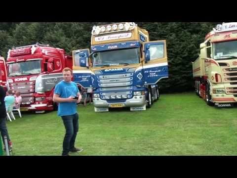 Real Trucks (Truckshow Jesperhus 2016 part 1) - YouTube