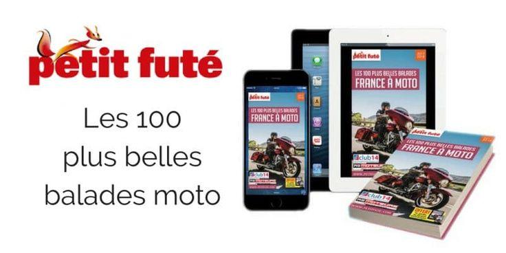 Tous les motards l'attendent chaque année, le #guide de la France à #moto est enfin là ! Tiregom #comparateur et guide du pneu fait le point sur la nouvelle édition 2017/2018 qui promet 100 balades !