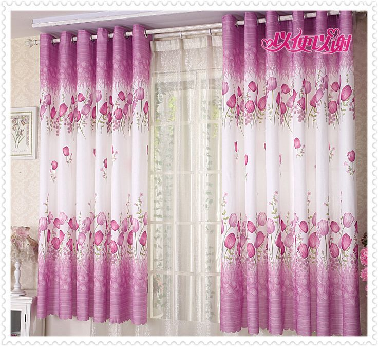 This is what my curtains would look like