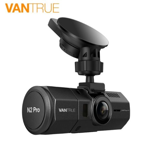Vantrue N2 Pro. Автомобильный видеорегистратор с двойной ...