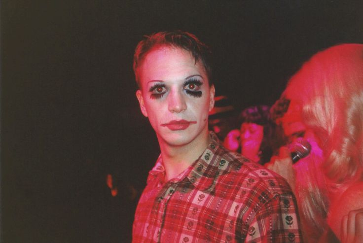 Michael Alig At Limelight, 1993, by Linda Simpson