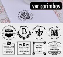 Carimbos personalizados da Paperview