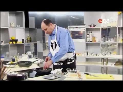 Молочно-луковый соус с беконом рецепт от шеф-повара / Илья Лазерсон - YouTube
