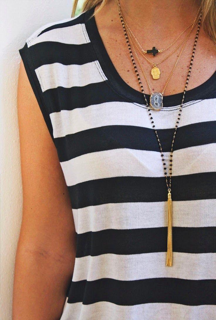 Blog Amor-Perfeito: Acessórios...Colares