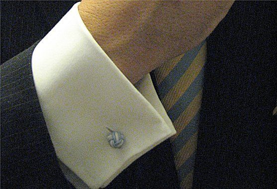 French Cuff Is A Wide Cuff For A Shirt Sleeve That Is