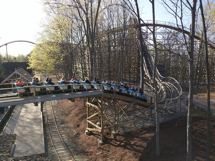 We're just going to come out and say it - Mystic Timbers at Kings Island is awesome! But we still won't give away #WhatsInTheShed! Be sure to check it out during your getaway to Ohio's Largest Playground®!