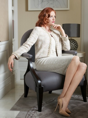 Louise Kennedy collection - so elegant!