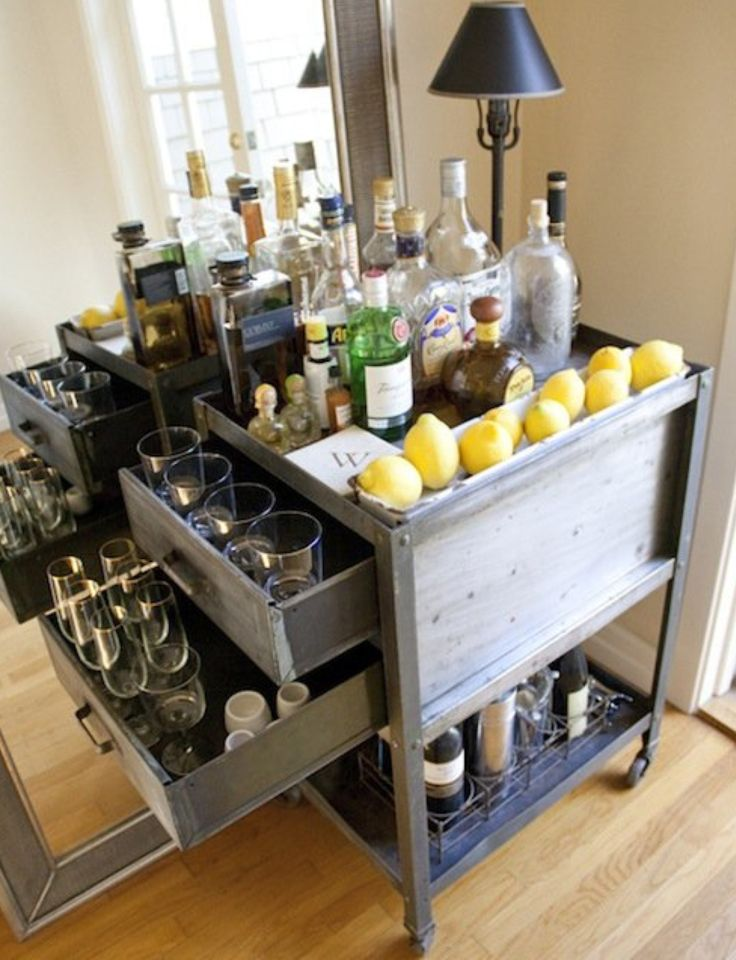 35 Best Gin And Tonic Trolley Images On Pinterest Gin