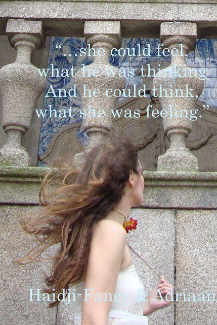 Haidji: Feeling - Thinking - Book Quote - Fancy & Adriaan ...
