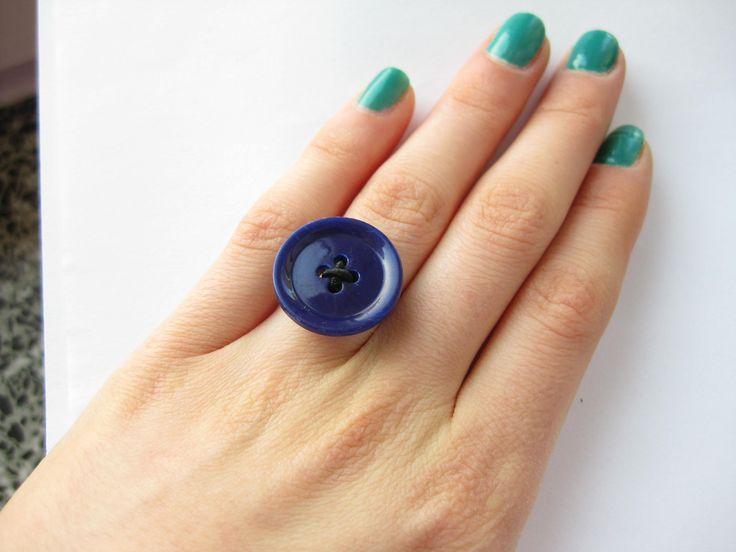 ring inspiration button pierścień weny guzik