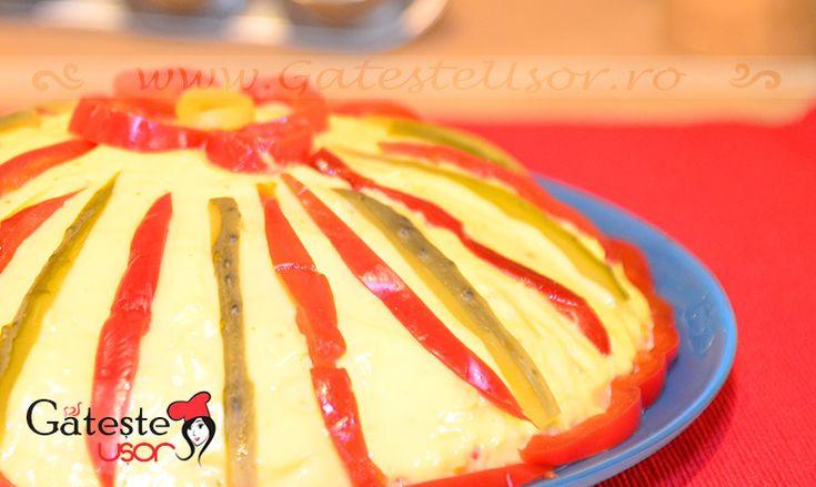 Salata de boeuf on http://www.gatesteusor.ro