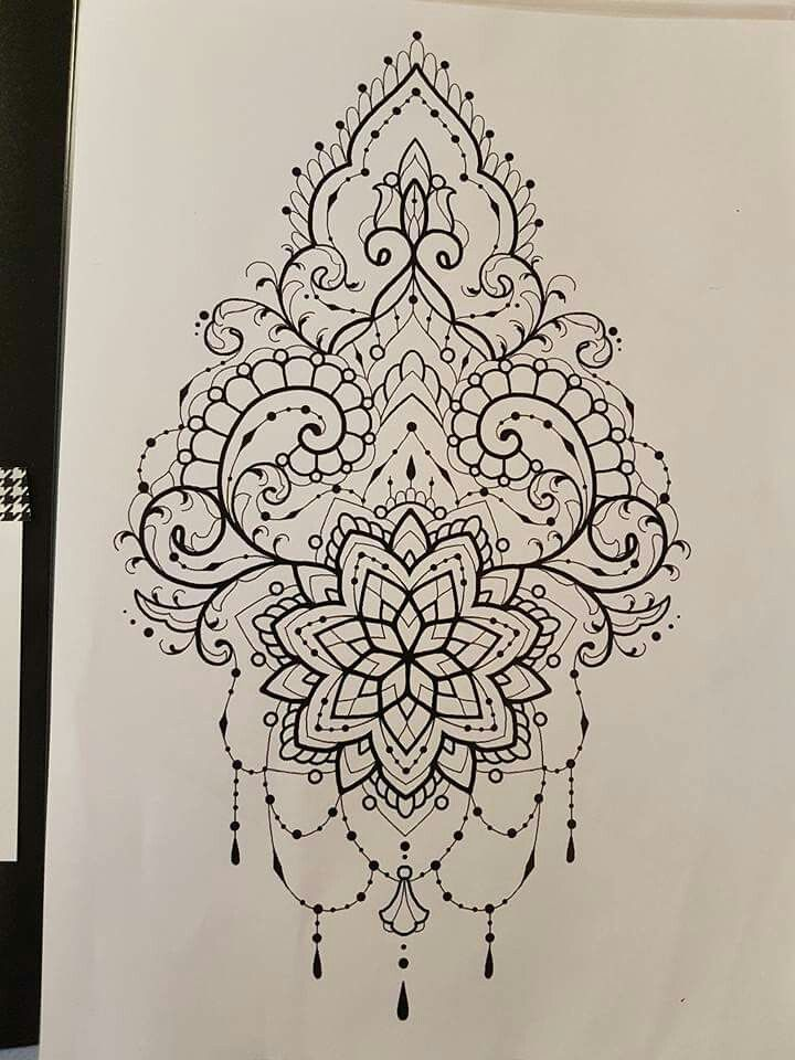 Inspirationaltattoosindian Henna Inspired Tattoos Inspiratio