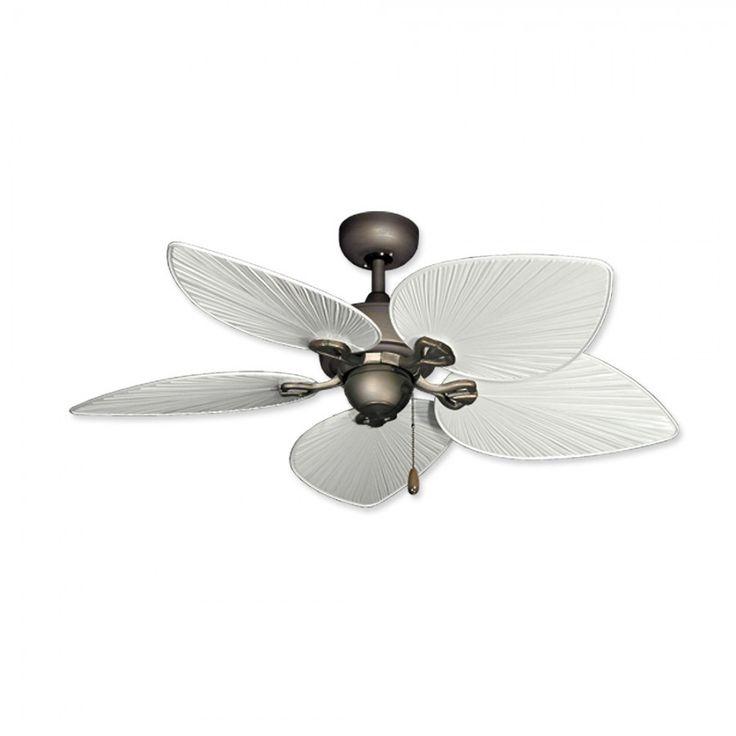 Minka Aire 52 Gauguin Tropical 4 Blade Indoor Outdoor: Best 25+ Tropical Ceiling Fans Ideas On Pinterest
