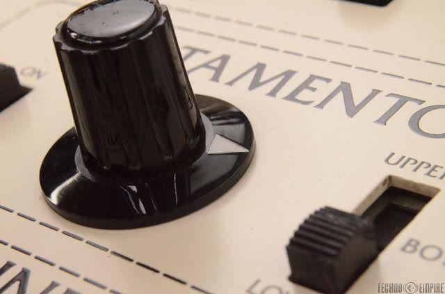 MATRIXSYNTH: Junkie XL's OBERHEIM FVS-1 Four Voice Polyphonic A...