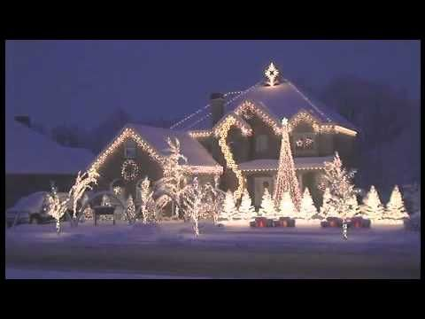 Frohe Weihnachten meine lieben Freunde - YouTube
